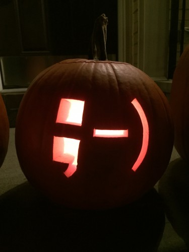 Emoticon Pumpkin